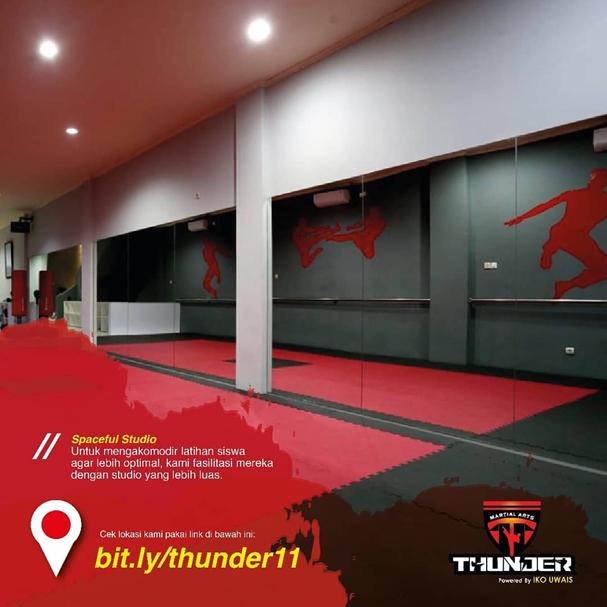Fasilitas Thunder11 2